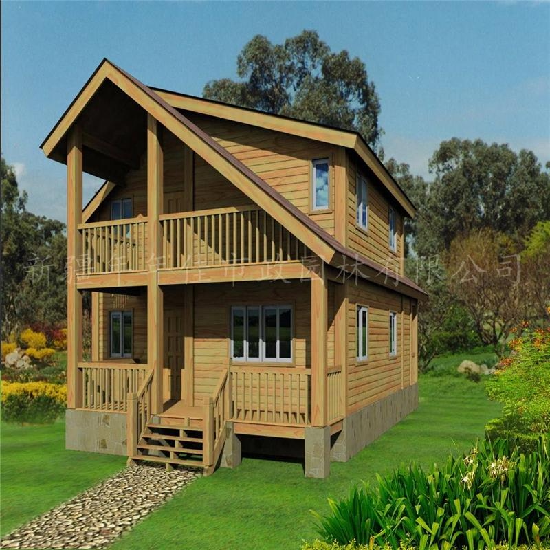 木屋别墅10